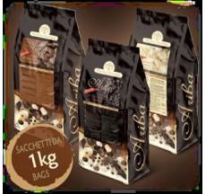 Tmavá 72% čokoláda Ariba 1 kg
