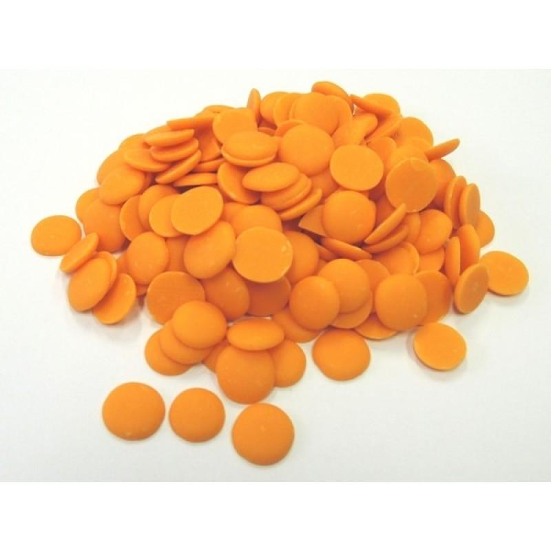 pomarančová polevová čokoláda 1 kg